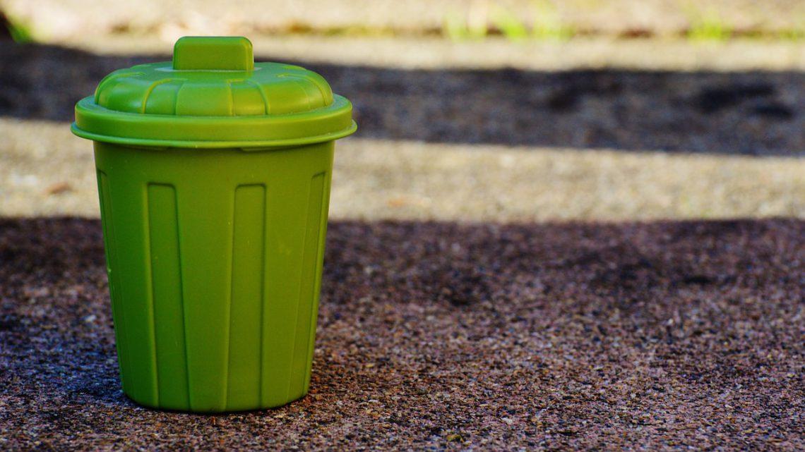 Een grofvuil container huren: here's how